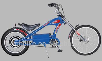 "20""-24"" chopper electric bike bicycle,disc brake E-bike"