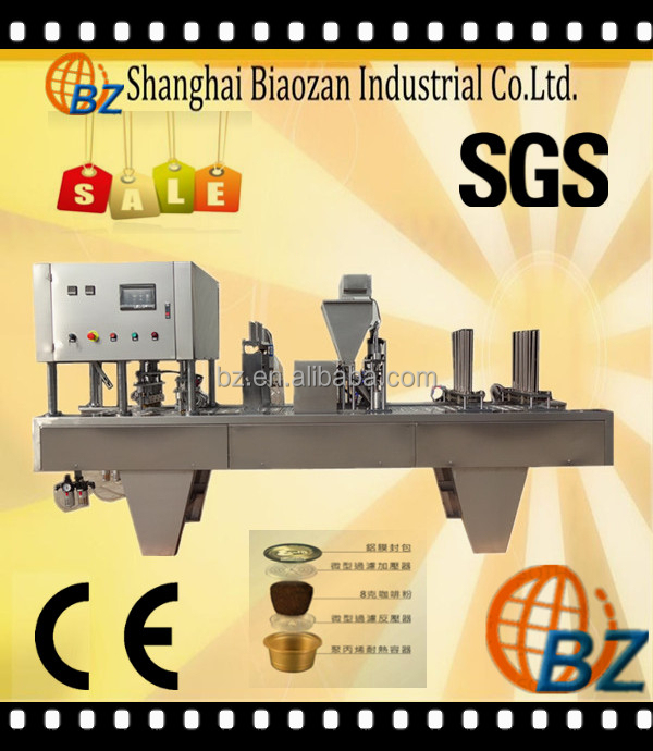 cup liquid filling sealing machine for yoghurt
