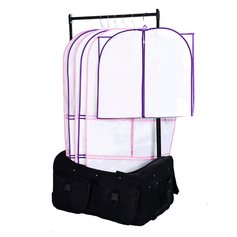 Portable Shelving Luggage Carry-On Duffle Bag