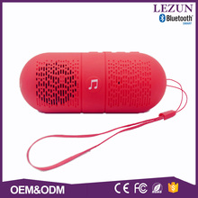2016 New Arrival High quality wireless portable music mini bluetooth speaker