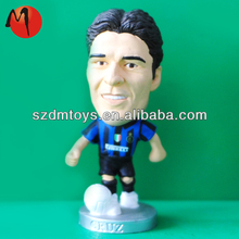 World Cup plastic toys football action player figures