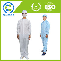 Clean room anti static clothing/ESD garments