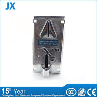 High quality multi coin channel acceptor with pc control for amusement machine