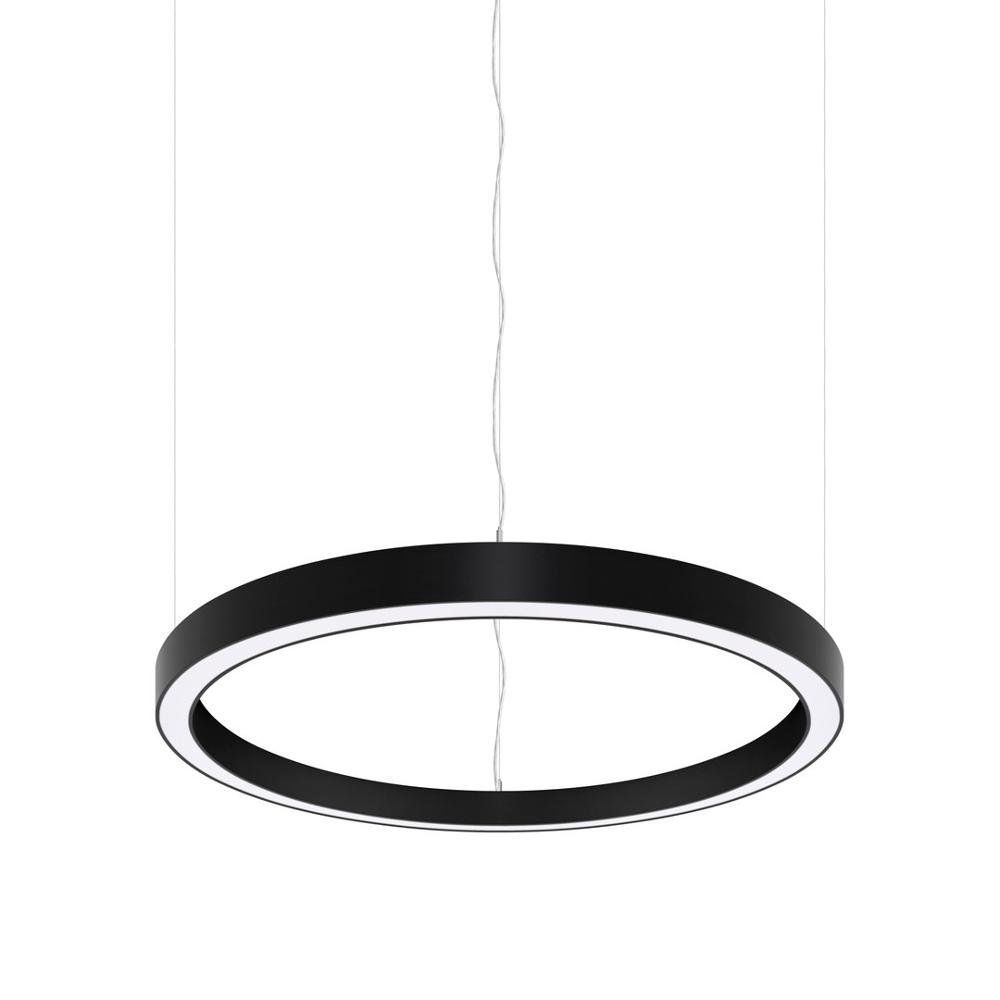 Office Custom Diameter Size Round Ring Shape LED Linear Pendant <strong>Light</strong>