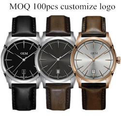 42mm famous mens swis watch brands logos 5 atm water resistant stainless steel sapphire glass aliexpress men's watches