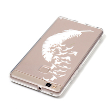 beautiful draw line mobile phone back cover case