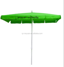 standard size balcony square beach sun umbrella parasol outdoor
