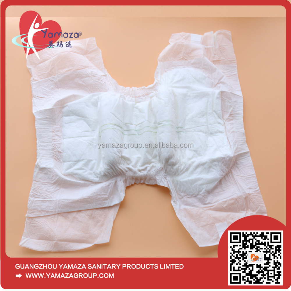 Disposable Cheap Adult Diaper for Elderly, Ultra Thick Adult Diaper for Old People, Senior Adult Diaper for the Old Men