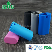 High quality cigarette silicone istick 50w sleeve,non-slip electronic cigarette silicone case,silicone case for Istick 50w