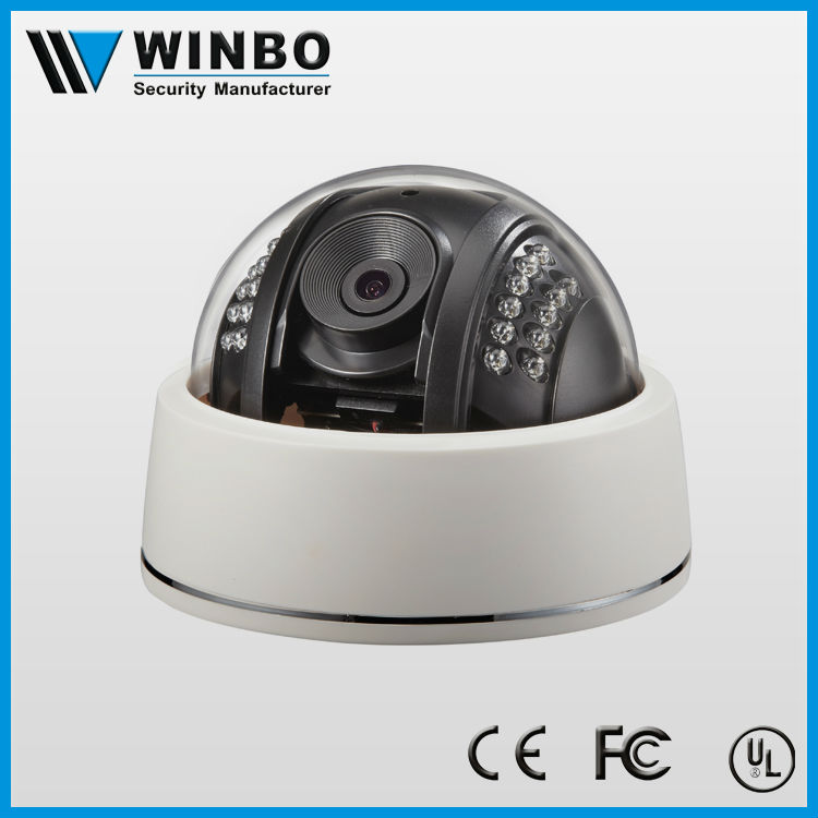 "H.264 Compression Mode 1/3"" Sony Waterproof Miniature Ip Camera Day And Night Monitoring"