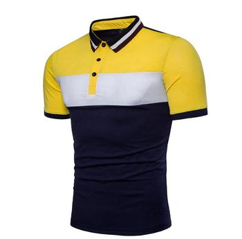 Qetesh Wholesale Cheapest Vietnam  Men Cotton Polo Shirt