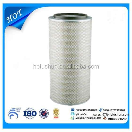 truck dust collector polyester air filter 600-181-8270/AF1935M