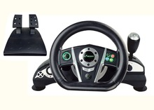 All In One Game Steering Wheel For PC ( X-INPUT ) / PS3 / XBOX 360 / XBOX ONE / PS4