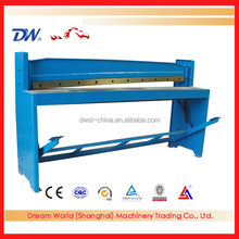"China Hot Sale Foot Operated iron cutting machine , 52"" small foot operated shear machine , machine cut"