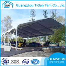Movable Steel Frame Boat Tent