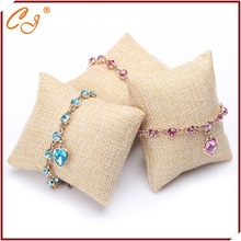 Jewelry Pillows Linen Watch Pillow Bracelet Pillow Gift Box Accessory