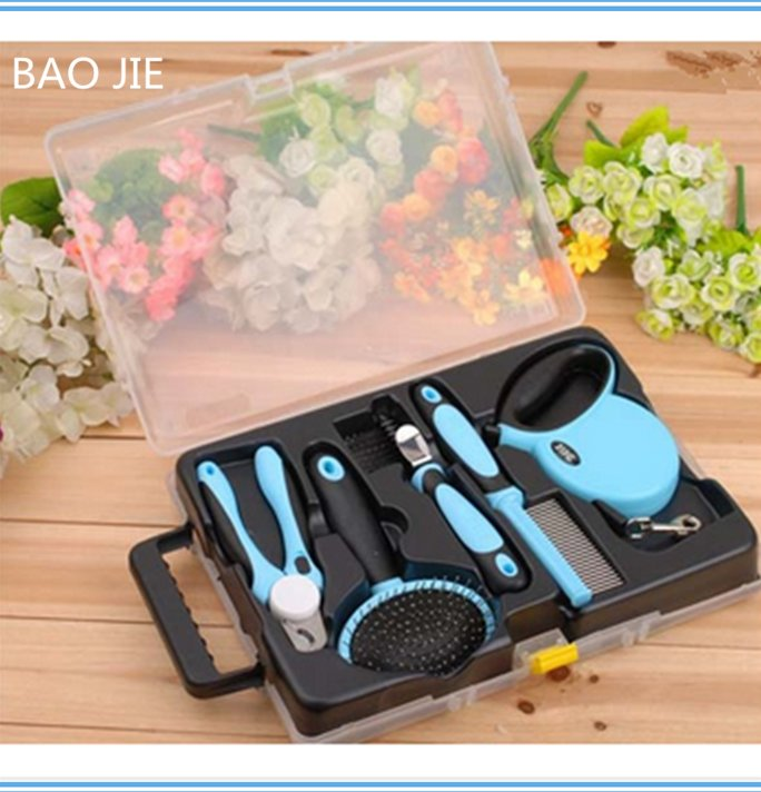 Pet cleaning set / tool / dog grooming set Pet Grooming Boxed Gift Set