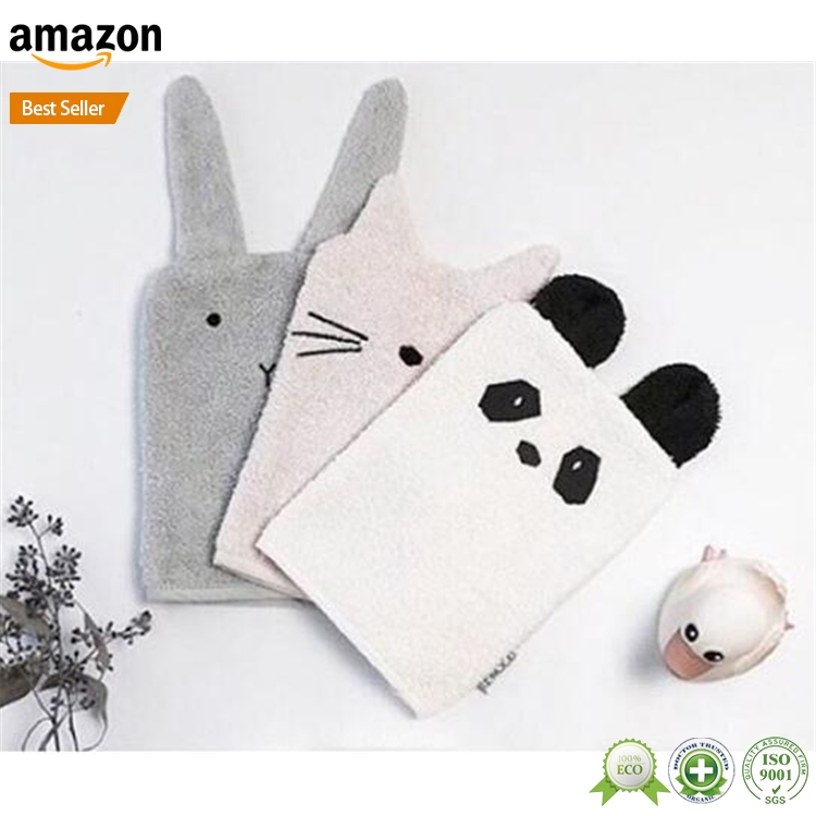 100% Cotton Made Baby Scratch Mittens