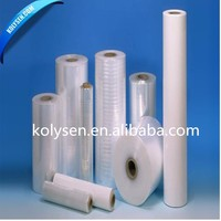 Transparent Transparency and Soft Hardness PVC Shrink film