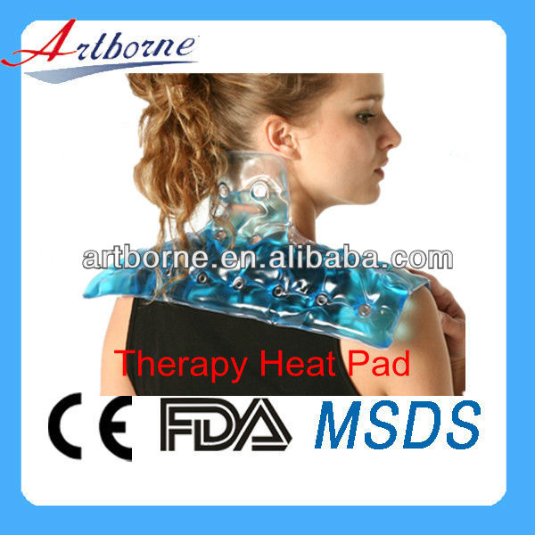 Physiotherapy back heat pack /Occupational therapy equipment hot compress reusable neck and shoulder pad