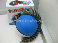 electrical funny beavers ball new toys with light