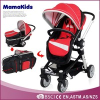 New style Sale Baby Stroller 3 in 1 Baby Carriage Baby Carrier