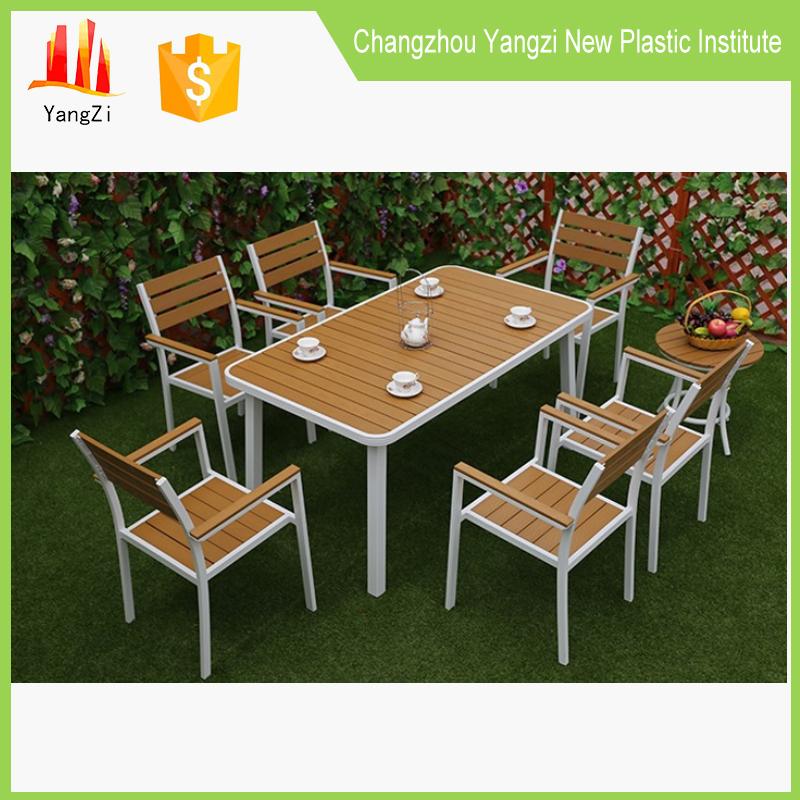 Grossiste mobilier de jardin plastique recycl acheter les for Piscine en plastique pas cher