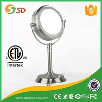 With 13W Energy Saving Bulb Inside Small Light Make Up Mirror