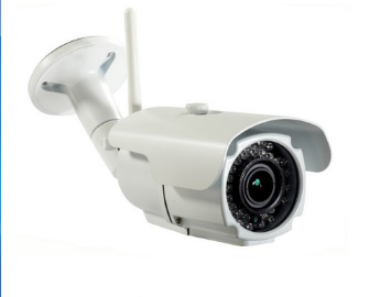 New arrival surveillance equipment 720P wireless smart home security monitoring bullet camera