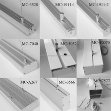 High Quality IP65 Supermarket Linear LED Pendant Light Fixture 60W 1500mm