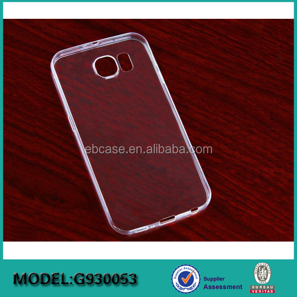 0.3 mm ultra thin cell phone case for samsung galaxy s7,for samsung galaxy s7 case clear