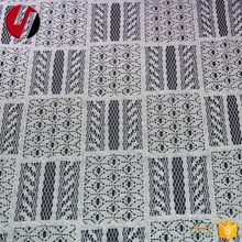 new arrival top quality white textile tulle lace fabric