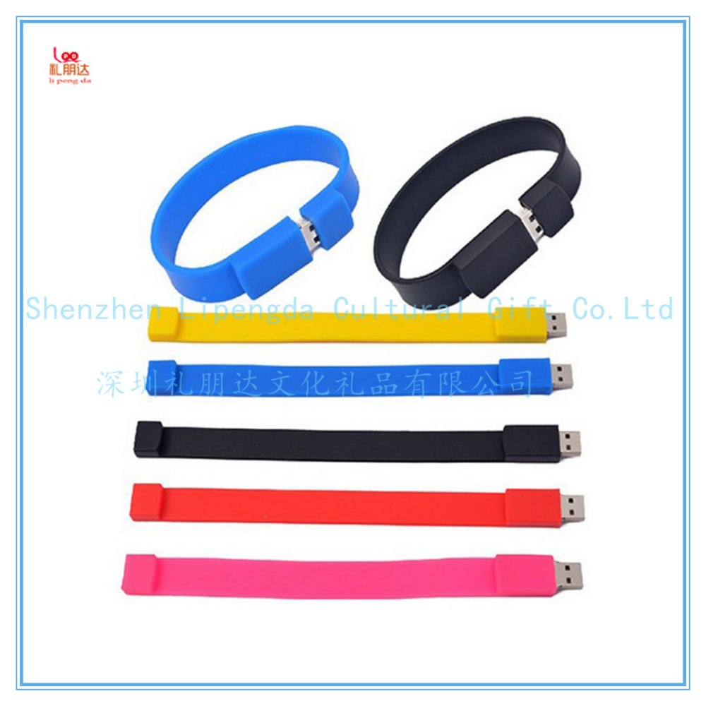 bracelet bulk 1gb usb flash drives/silicone bracelet bulk 1gb usb flash drives/bracelet wristband bulk 1gb usb flash drives
