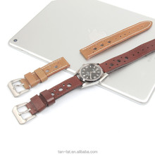 22mm Cow Leather Cuff Watch Band for iWatch Apple Watch