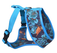 Hottest selling neoprene double side dog harness