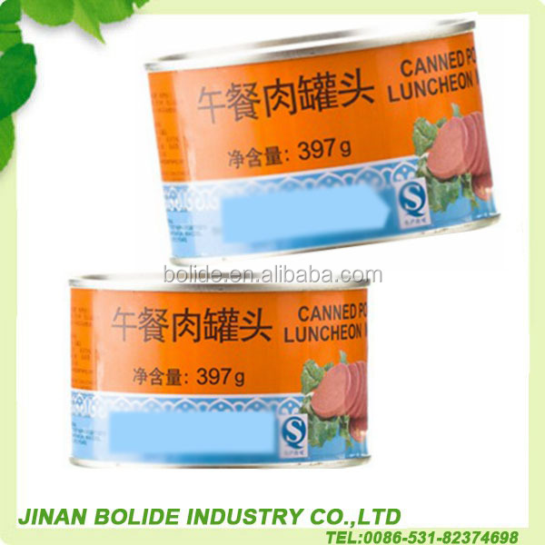 Wholesale pork Luncheon Meat Ready to Eat Food