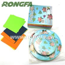 origami paper with different colors for paper folding crafts