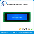 graphic lcd display 240x64/ 240X64 lcd dispaly/24064 lcd displays