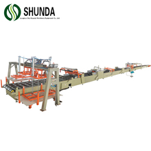 home depot fireproof material mgo board production line