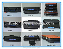 China ink toner cartridge factory