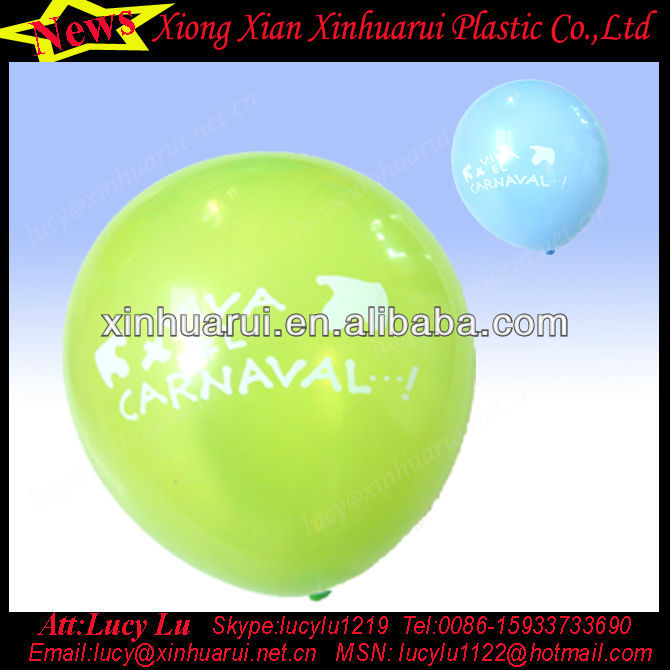 qualatex latex balloons latex baloons white letter print ballons