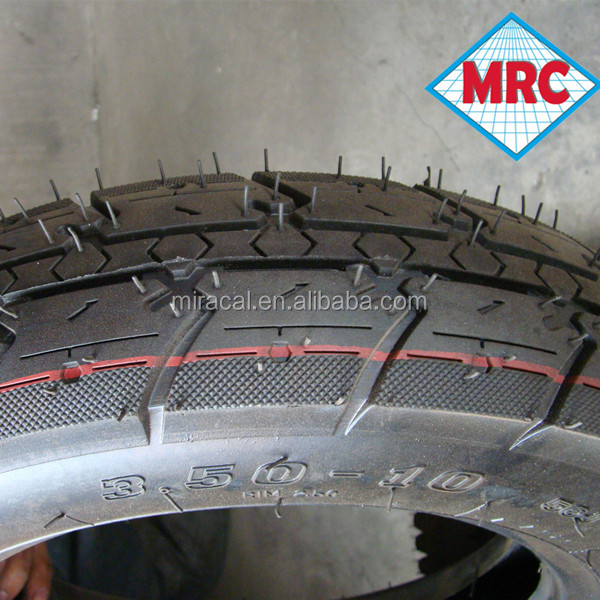 high quality 3.50-10 125cc automatic motorcycle tyre tire
