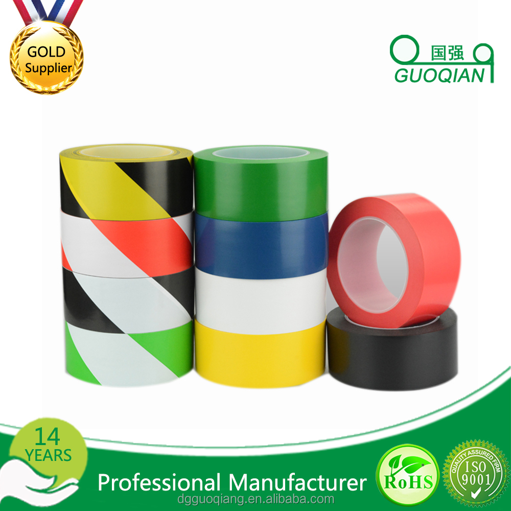 Good Price Of Reflective Warning Tape PVC Logo From China Famous Supplier
