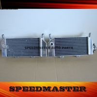 small all aluminum motorcycle radiator for CRF250R/X 04-07