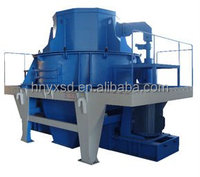 PCL sand making machine/vertical shaft impact crusher from Henan