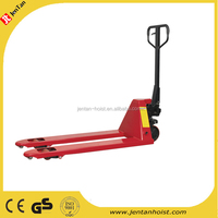 2014 China New 1.5 Tons Manual Pallet Truck/hand Pallet Truck Suppliers(with Ce)