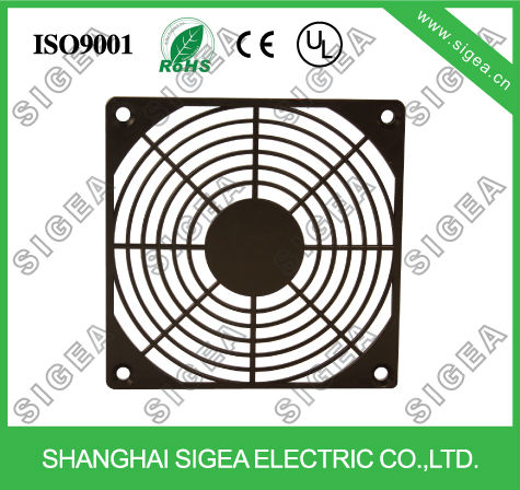 Industrial Plastic Fan Cover
