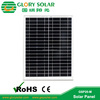 Factory Directly Poly crystalline 5V 9V 18V 12V 20w Solar Panel For Led Light