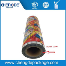 Proper price top quality wholesale automatic packaging film in roll for food packing