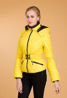 women spring thin down jacket